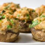 thundergrunt stuffed mushrooms